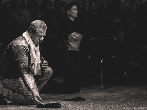 Venice International Performance Art Week, Co-Creation Live Factory Prologue 1, 2017
