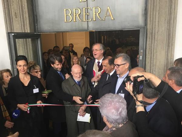 Porta Gregotti: nuovo ingresso per la Pinacoteca di Brera