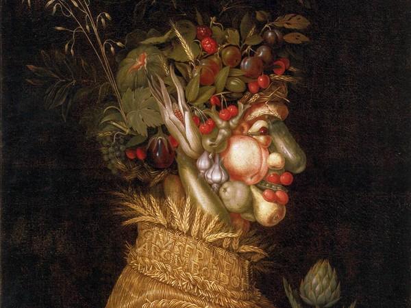 Giuseppe Arcimboldo,<em> Estate</em>, 1572, Olio su tela, 71 x 92 cm, Denver Art Museum