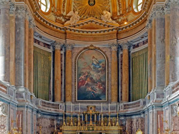 Cappella Palatina, Reggia di Caserta