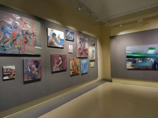 Nicola Pucci, Opere 1999-2019, installation view