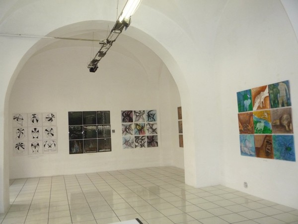 Nonostante tutto, Galleria Horti Lamiani-Bettivò, Roma