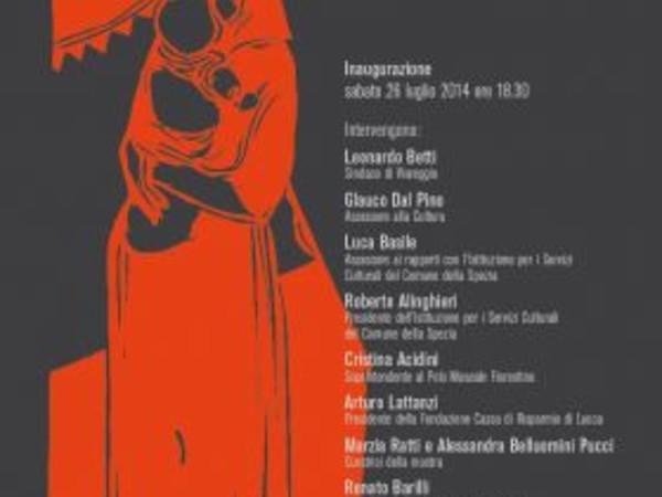 L'urlo dell'immagine. La grafica dell'Espressionismo italiano, <span>Galleria d'Arte Moderna e Contemporanea Lorenzo Viani</span>, Viareggio (LU)