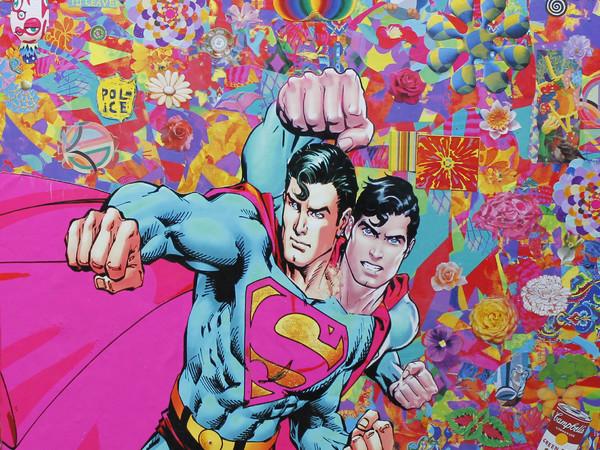 Felipe Cardeña, Superman Reload