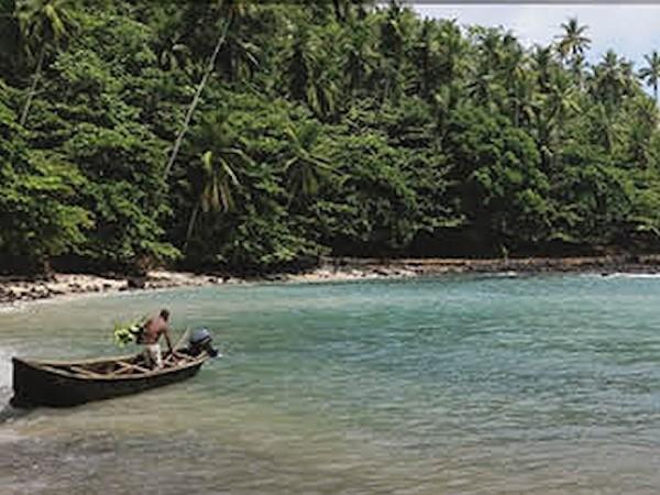 Sao Tomé e Principe - Diario do centro do mundo