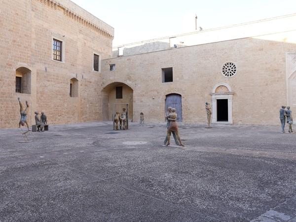 <span>Pietro Guida, Piazza d'Italia, Castello Angioino, Copertino</span>
