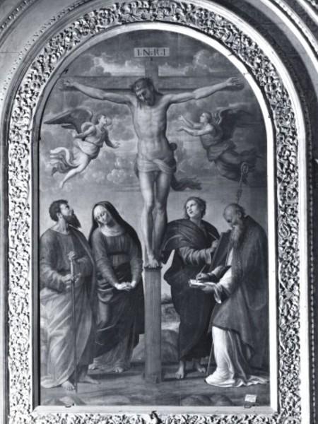 Crocifisso con Santi