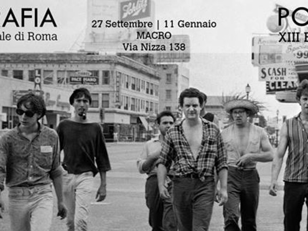 FotoGrafia - Festival Internazionale di Roma 2014, MACRO - Museo d'Arte Contemporanea di Roma