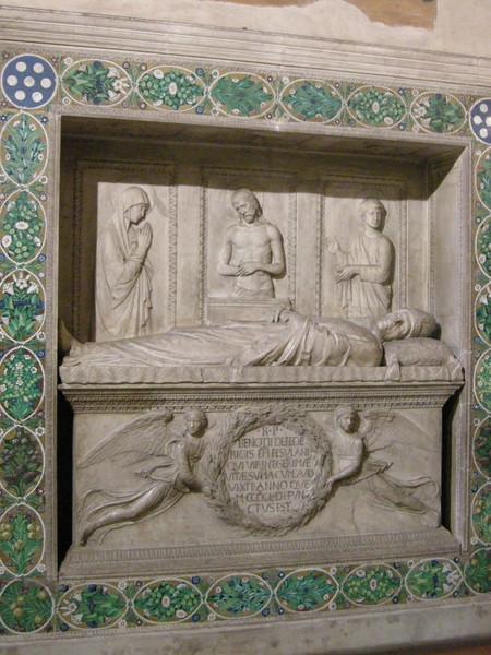 Monumento funebre di Benozzo Federighi