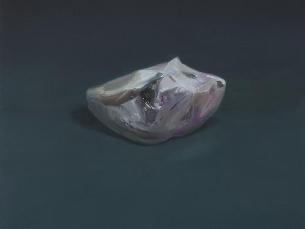 Rosario Vicidomini, 2016, olio su tela, cm. 60x60