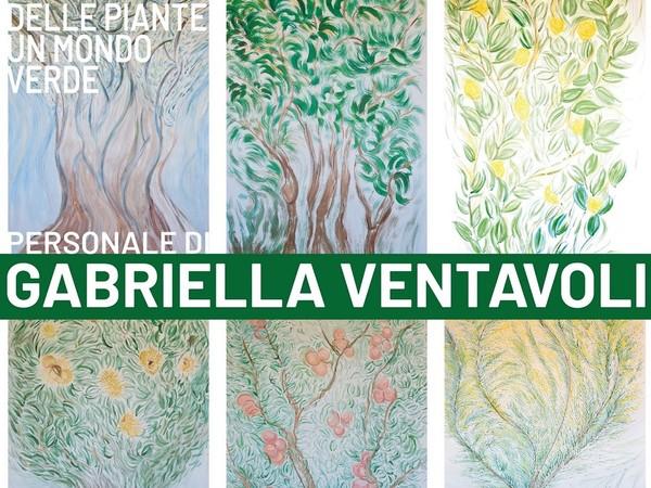 Gabriella Ventavoli. Per amore delle piante – Un Mondo Verde