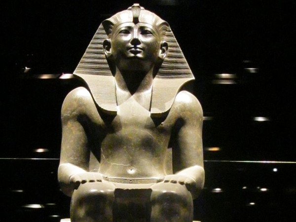 Statua di Thutmosi III