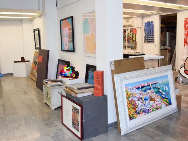 deodato arte apre un nuovo spazio a milano mostra
