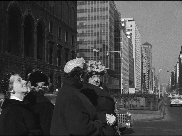 Henri Cartier-Bresson, USA, NYC, Manhattan. Park Avenue, 1959