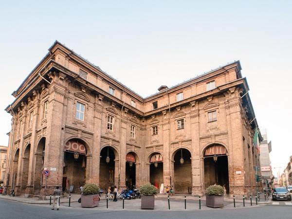 Polo del 900, esterno Palazzo San Daniele, Torino