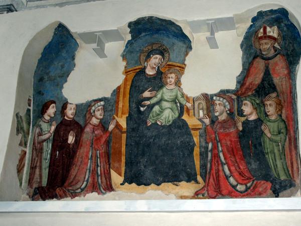 Cappella dedicata a Sant'Orsola