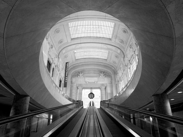 Niccolò Biddau, Stazione Centrale di Milano, 2008