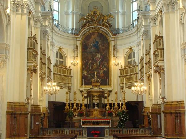 Madonna del Carmine e il beato Amedeo IX di Savoia