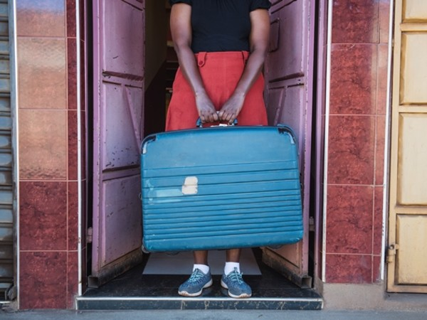 Diana Bagnoli (AMREF), <em>La valigia di Maria</em>, <em>Educazione sessuale in Kenia </em>| Courtesy of Diana Bagnoli (AMREF)