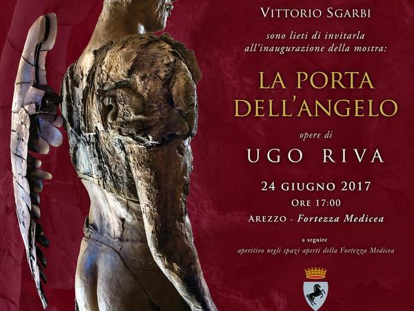 Ugo Riva, La Porta dell'Angelo, Fortezza medicea, Arezzo