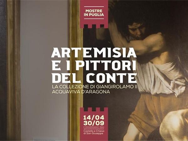 Artemisia e i pittori del Conte, Castello Normanno, Conversano (BA)