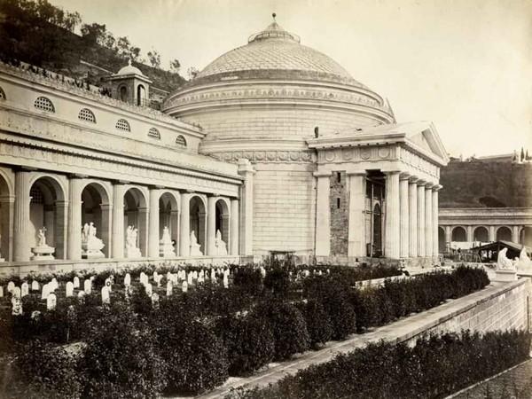 Immagini per l'eternità. Il Cimitero di Staglieno nell'obiettivo dei fotografi dell'Ottocento
