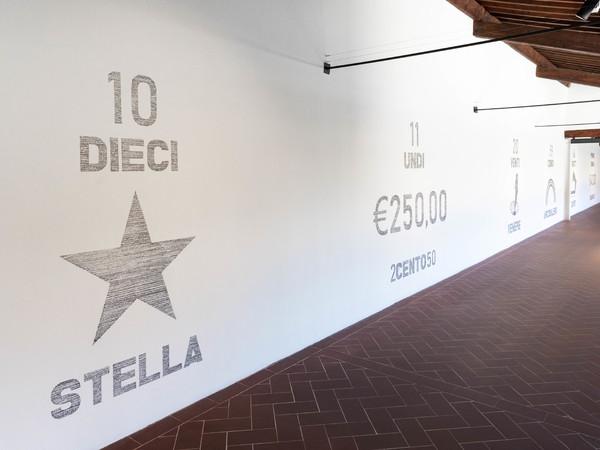Gabriele Mauro, Oro. Installazione site specific, particolare