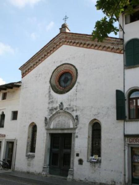 Antico ospedale della Confraternita di Santa Maria dei Battuti, San Vito al Tagliamento (PD)