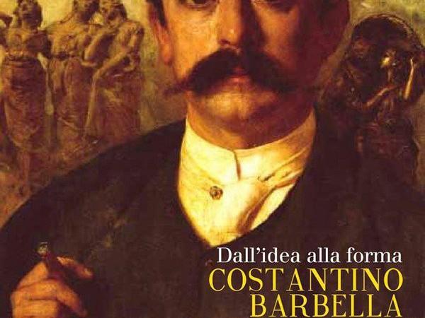 Costantino Barbella. Dall'idea alla forma. 61 schizzi e 33 sculture, Pescara