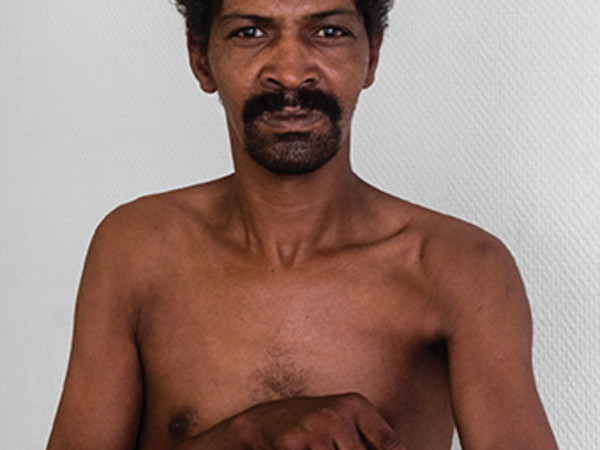 Paolo Topy, Mohamed, 2012, cm. 120x80