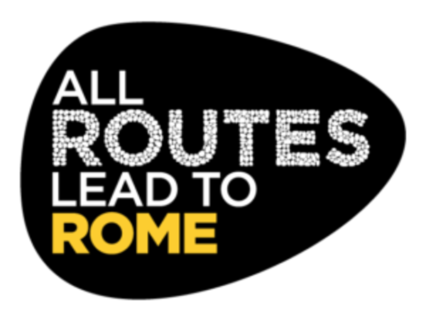 All Routes lead to Rome