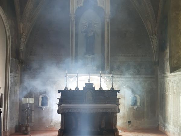 Il Pozzo di Sant'Antonino, Chiesa di Santa Maria in Cortina, Piacenza