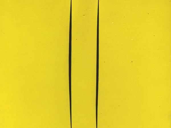Lucio Fontana, Concetto spaziale, 1967