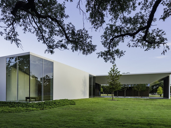 Menil Drawing Institute, The Menil Collection, Houston I Ph. Richard Barnes