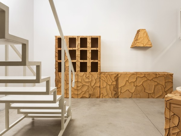 Gal Wienstein, <em>The desolate kitchen</em>, 2003, Legno | Courtesy of Riccardo Crespi and the artist