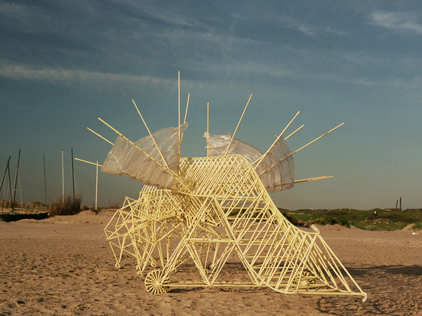 Theo Jansen, STRANDBEEST, Animaris Percipiere Rectus | © Media Force