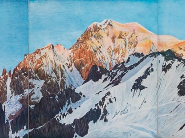 Paul Helbronner, Le Mont Blanc du Col du Geants