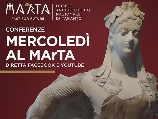 Mercoledì del MArTA - Conferenze online