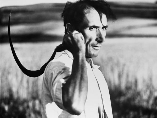 Mario Giacomelli, Dalla serie La buona terra, 1954-56