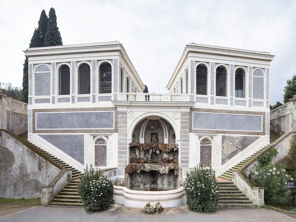 Le Uccelliere Farnese dopo il recente restauro (2013-2018), Archivio Fotografico del Parco Archeologico del Colosseo