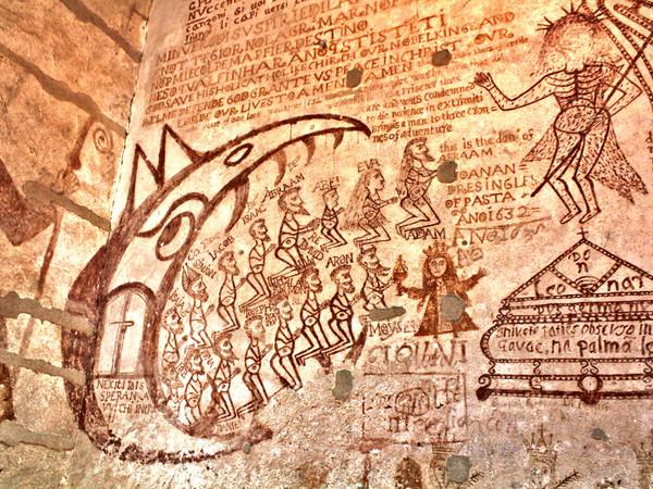 Carceri dell'Inquisizione, <span>Palazzo Chiaramonte Steri,</span>Palermo