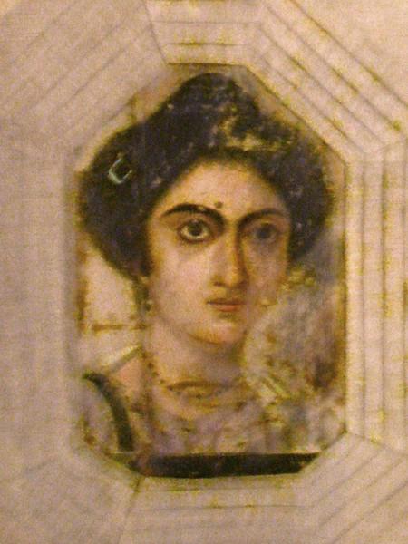 Ritratto di donna del Fayum