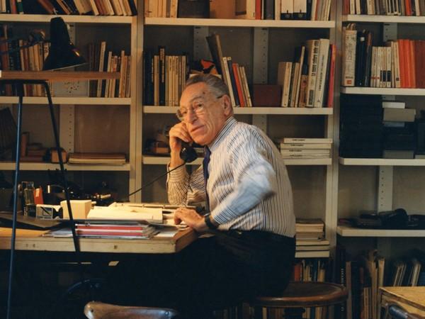 Achille Castiglioni, In-studio, 1995