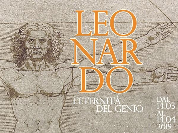 Leonardo. L'eternità del Genio, Broletto di Como