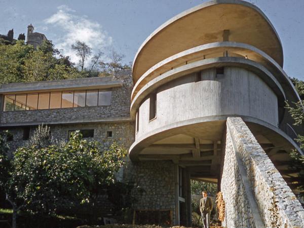 Leonardo Ricci, Casa Balmain (1957-1959 Marciana - Isola d'Elba)