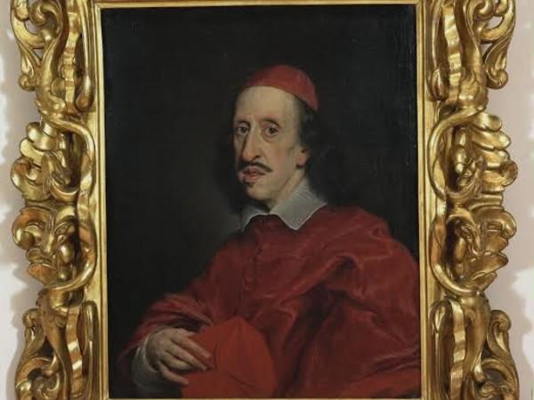 Giovanni Battista Gaulli detto il Baciccio, Ritratto del cardinal Leopoldo de' Medici. Firenze, Galleria delle statue e delle Pitture degli Uffizi