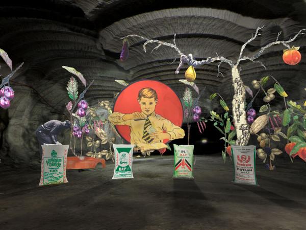 Marzia Migliora. Lo Spettro di Malthus Museo MA*GA Gallarate Varese 10 ottobre - 13 dicembre 2020