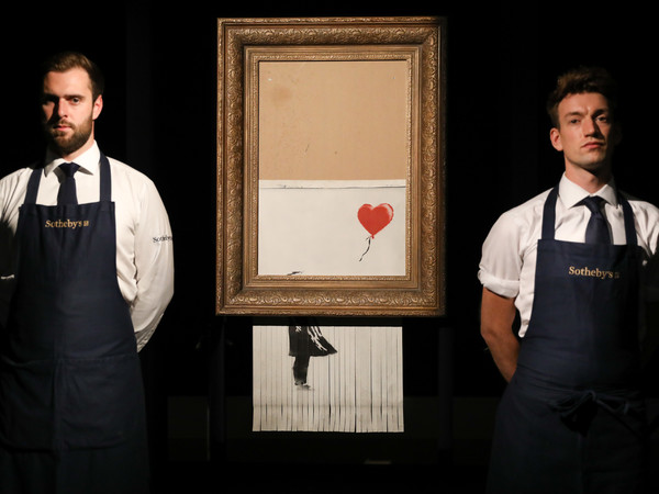 BANKSY – L'arte della ribellione I Getty Images | Courtesy of Adler Entertainment