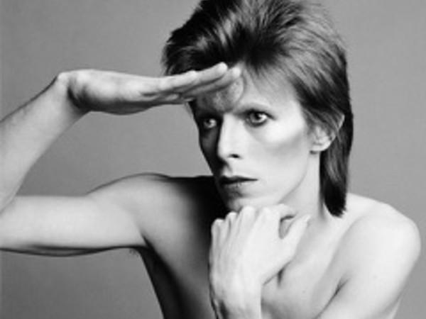 <em>David Bowie</em> by Masayoshi Sukita