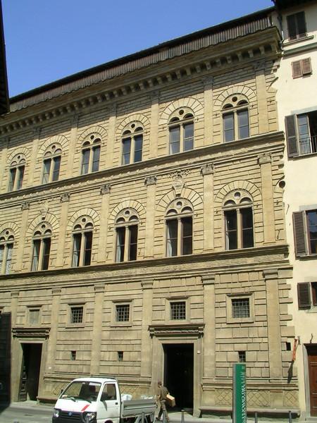 Palazzo Rucellai e Tempietto del Santo Sepolcro